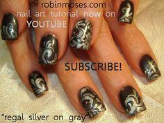 Robin Moses Nail Design