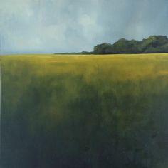 """Along the Way"", oil on canvas, 24"" x 24"" by Allie Snyder Dattilio | Amaryllis Truth Studio"