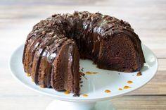 Irish Cream 'n Coffee Bundt Cake