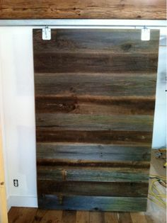 The Block Blog: Interior Barn Doors