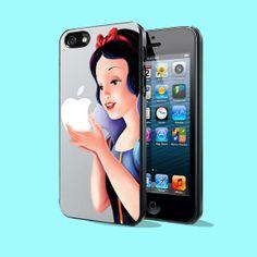 Apple The Disney Princess snow white Sleepy by lilianhunghungjoy,