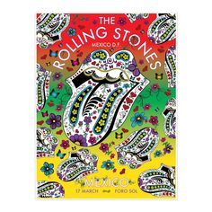 The Rolling Stones - 2016 - Olé Tour - Mexico D.F. - Mexico