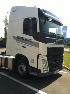 Rent a new Volvo FH!