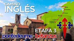 ETAPA 3 #Pontedeume - #Betanzos  (20 kms) #CaminodeSantiago #CamiñoInglés #CaminoIngles #TheWay #TheCamino #EnglishWay #EnglishRoute #StJamesWay #WayofSaintJames #pilgrim #pilgrimage #peregrino