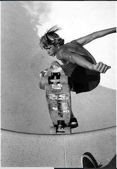 Jay Adams Rocking the Bolt  Credits: Glenn E. Friedman