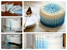 Search cake decoration diy images