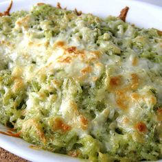 Arroz Verde al Horno (Green Rice Casserole, recipe courtesy of Mercadito/Chef Patricio Sandoval)