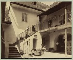 """Today's Wien Museum Beethoven Museum Heiligenstadt (where Beethoven composed his """"Heiligenstadt Testament,"""" a last will and testament for a death wish he fortunately didn't fulfill. Last Will And Testament, Museum, Vienna, Stairs, History, Death, Retro, Stairway, Historia"""