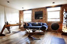 Wunderschöne Wohnung mit unkonventionellen Innenarchitektur renoviert - www.homeworlddesign.com (5)
