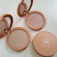 Time for a tan? Achieve a healthy 'sun-kissed' glow this spring with our high-tolerance bronzer powder!