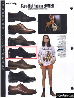 Marie Claire - Marzo 2014 #stileitaliano firmato #NeroGiardini