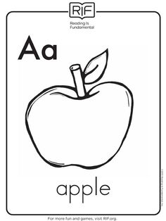 Show your kids a fun way to learn the ABCs with alphabet printables they can color.