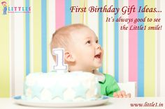 If it's the first birthday, the gift has to be great! Here are Little1's first birthday gift ideas. #babygifts #firstbirthday