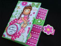 Márcia - cartões: Para Marcela...