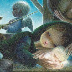 postal doble navidad - subi - ferrandiz - serie - Comprar Postales antiguas de Navidad en todocoleccion - 47100219