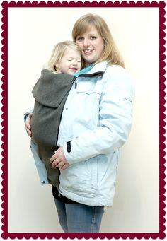 Het dragen van je kindje in een draagdoek of ergonomische drager is  heerlijk. Ook tijdens d370c6b5d42
