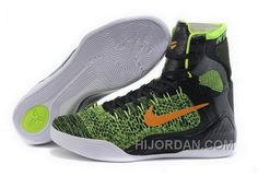 eabedfb29fe4 Nike Kobe 9 High 2015 Victory Green Black Mens Shoes Cheap To Buy T2YCQh