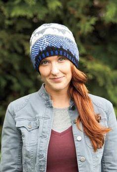Emma's Storm II Hat by Deborah Tomasello