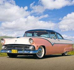 336 best 1954 1955 1956 ford fairlane photos images ford fairlane rh pinterest com