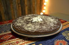Pastel de Cacao - Coco
