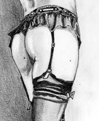 lingerie drawings - Google Search
