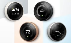 Nest Debuts New Colors for Smart Thermostat, Launches Nest Cam Outdoor in U.S. - https://www.aivanet.com/2016/09/nest-debuts-new-colors-for-smart-thermostat-launches-nest-cam-outdoor-in-u-s/