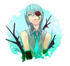 Tags: Fanart, Vocaloid, Pixiv, Hatsune Mikuo, Pixiv Id 1072911