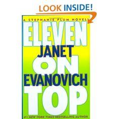 Eleven on Top: Janet Evanovich