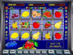 Фруктовый коктейль - один из самых востребованных игровых автоматов вулкан на сегодняшний день. Ведь Fruit Cocktail это бессмертная классика!