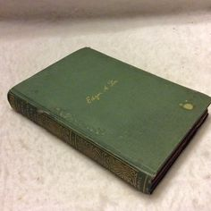 A personal favorite from my Etsy shop https://www.etsy.com/listing/280193924/antique-edgar-allen-poe-volume-10-1902