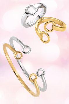 Unsere Schmuckstücke sind in natürlich farbenem Sterling Silber, vergoldet oder auch in Roségold erhältlich.
