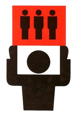 ISOTYPE MENU, Otto and Marie Neurath