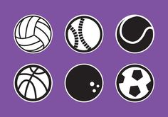 Ball Collection -   Set of balls from different sports in minimal style. Hope you can use it!  - https://www.welovesolo.com/ball-collection-3/?utm_source=PN&utm_medium=weloveso80%40gmail.com&utm_campaign=SNAP%2Bfrom%2BWeLoveSoLo