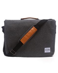 Buy Urban Dweller messenger bag Men's Accessories from Flud Watches. Find Flud Watches fashions & more at DrJays.com