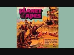 Planet Of The Apes - Power Records 4 NEW Stories - 02 - Dawn Of The Tree People