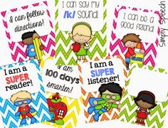 Simply Speech: Brag Tags! {Giveaway}