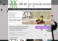 kotton-kandy Website designed by Cimplicity Web Design Studio, Bespoke Design, Marketing, Website, Custom Design