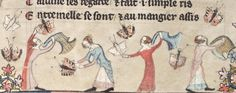 Bodleian Library MS. Bodl. 264, The Romance of Alexander in French verse, 1338-44; 135r