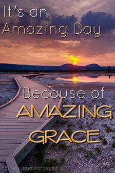 Amazing Grace... Peaceful!