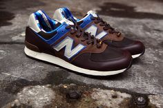 New Balance Made in England M576RBB | Cult Edge