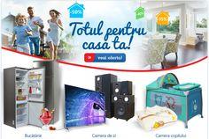 Campania EMAG: Totul pentru casa ta - REDUCERI DE PANA LA 80% !!! Vezi ofertele: http://profitshare.ro/l/1684573