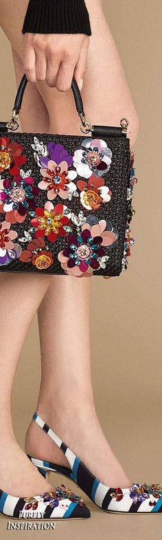Dolce Gabbana Spring Time in the City 2016 Collection Womens Fashion RTW Clothing, Shoes & Jewelry : Women : Handbags & Wallets : http://amzn.to/2jBKNH8