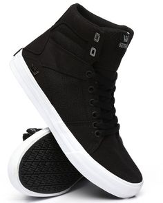 Find Supra Aluminum Sneakers Men's Footwear from Supra & more at DrJays. Casual Sneakers, Sneakers Fashion, Fashion Shoes, Supra Shoes Men, Mens Boots Fashion, Fashion Women, Hype Shoes, Fresh Shoes, Fashionable Snow Boots