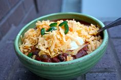 Venison chili and other wild game recipes