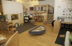 TriBeCa Community School in New York City - a Reggio-inspired early learning center ≈≈