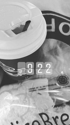 Coffee monochrome