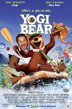 Joey Fatone in Yogi Bear #NSYNC members in Justin Timberlake movies: http://www.nextmovie.com/blog/justin-timberlake-n-sync-posters/