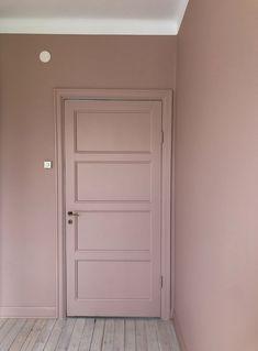 Min nymålade lägenhet!