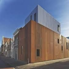 With powerful #Corten_Steel_Cladding services at #Paramount_Stainless_Tauranga, setup complete protection against your household or commercial steel corrosion issues & brings exceptional longevity on usage. Try our #corten_panels for dedicated results. Share your concern via phone or email today. We're happy to help! Stainless Steel Fabrication, Sheet Metal Fabrication, Steel Cladding, Metal Facade, Weathering Steel, Steel Panels, Corten Steel, Brickwork, Architecture