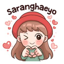 Memes love language 61 ideas for 2019 Korean Phrases, Korean Words, Korean Art, Cute Korean, Anime Korea, Korean Expressions, Korean Stickers, Pop Stickers, Korean Lessons